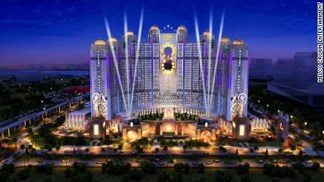 Studio City Macau 2