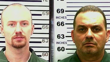 Employee questioned in New York prison escape
