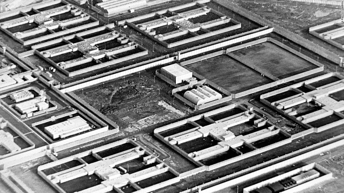 Northern Ireland's Maze Prison, once considered one of the most secure prisons in Europe, was closed in 2000 after a series of escape attempts. The largest of these occurred in 1983, when 38 prisoners escaped by smuggling in weapons and hijacking a food delivery van.