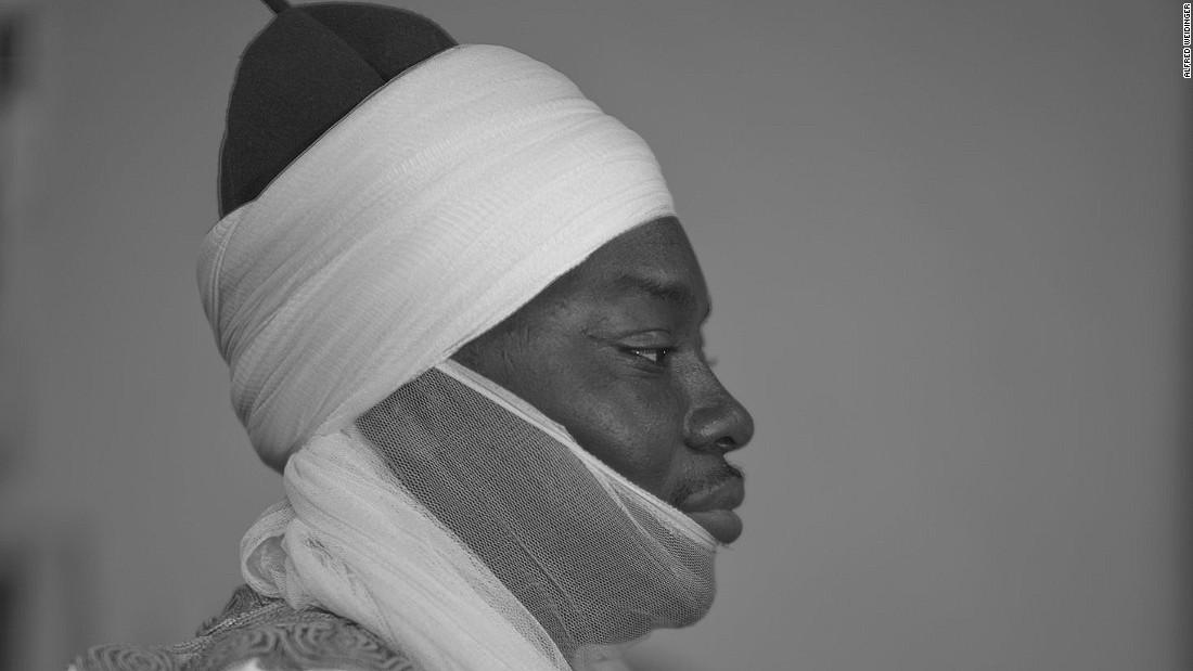 Yacouba Mohamadou Mourtalla is the lamido of Mokolo, Cameroon.