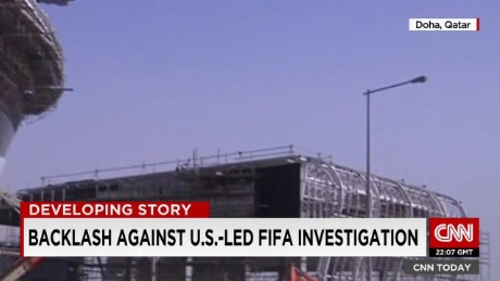 exp Anti U.S. Backlash on the Heels of the FIFA Scandal _00002001
