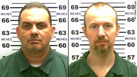 New York prison escape