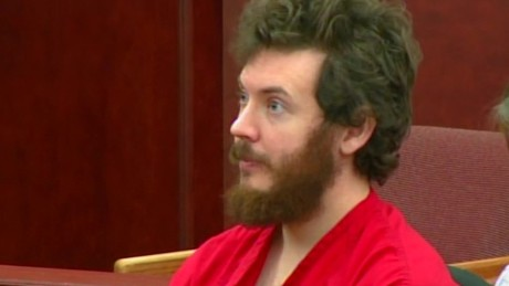 Inside the mind of James Holmes
