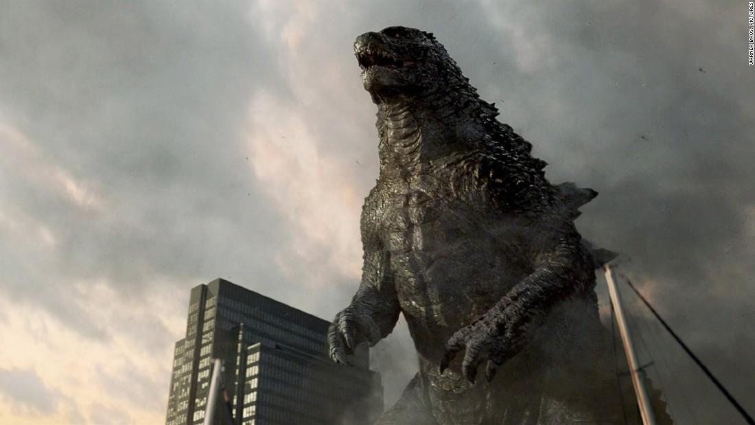 """""""Godzilla"""" (2014)"""