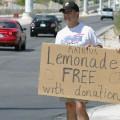 Katrina lemonade