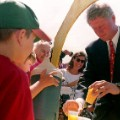 Bill Clinton lemonade