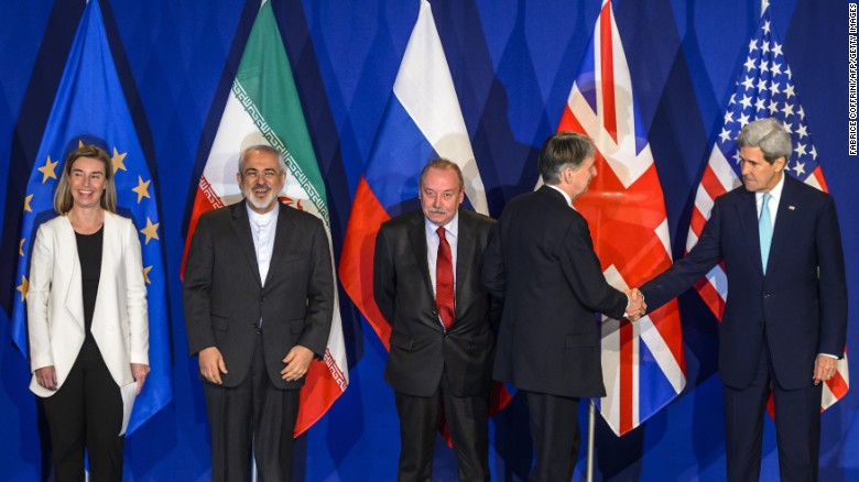 Austria, Switzerland probe suspected espionage in Iran nuclear talks