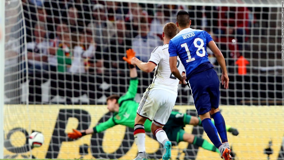 Bobby Wood capped off a brilliant week for himself and the USMNT by getting his second goal in as many games. Both goals were match winners against world champion Germany and the Netherlands.