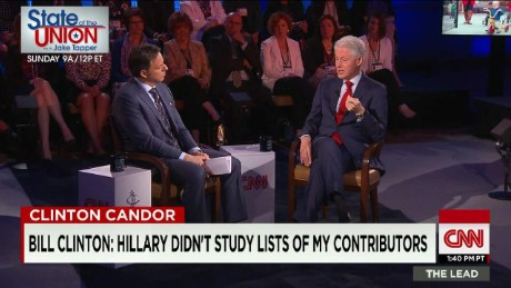 Exclusive: Clinton on Foundation Controversy _00023625
