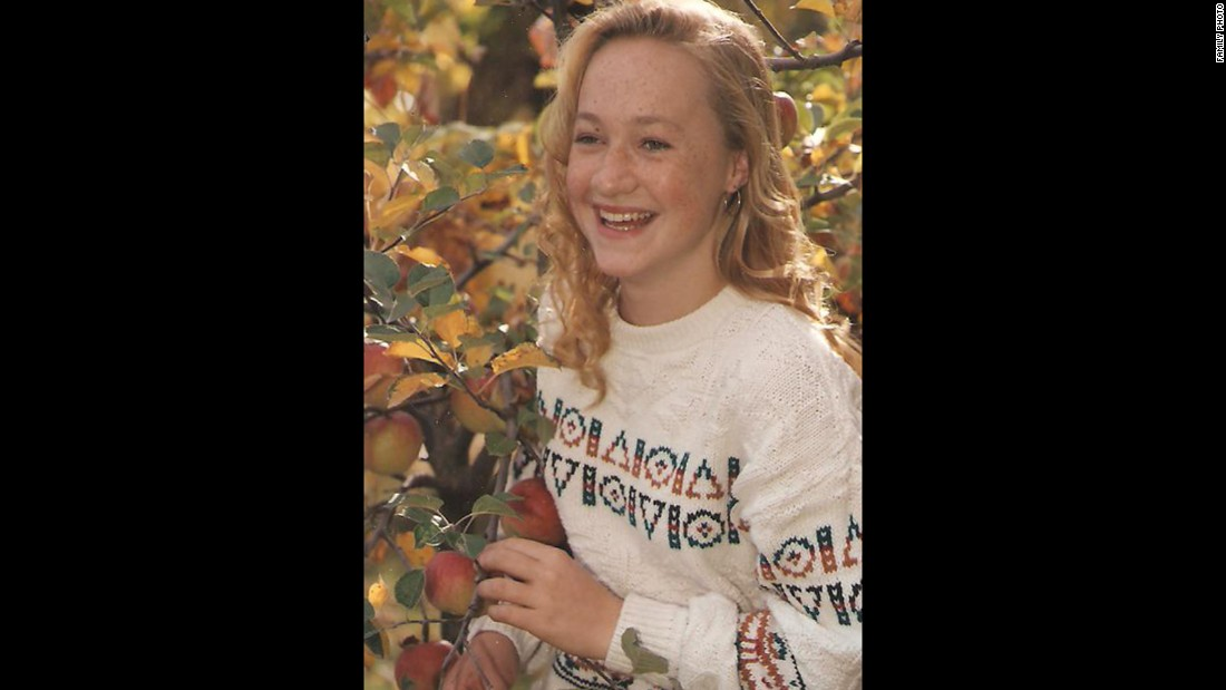 "Another family photo shows Dolezal as a teenager. Her mother <a href=""http://www.spokesman.com/stories/2015/jun/11/board-member-had-longstanding-doubts-about-truthfu/"" target=""_blank"">told the Spokane Spokesman-Review</a> that after she and her husband adopted four African-American children, Dolezal began to ""disguise herself."" Dolezal brushed off the controversy surrounding her racial identity as part of a family fight over alleged abuse, the Spokesman-Review reported."