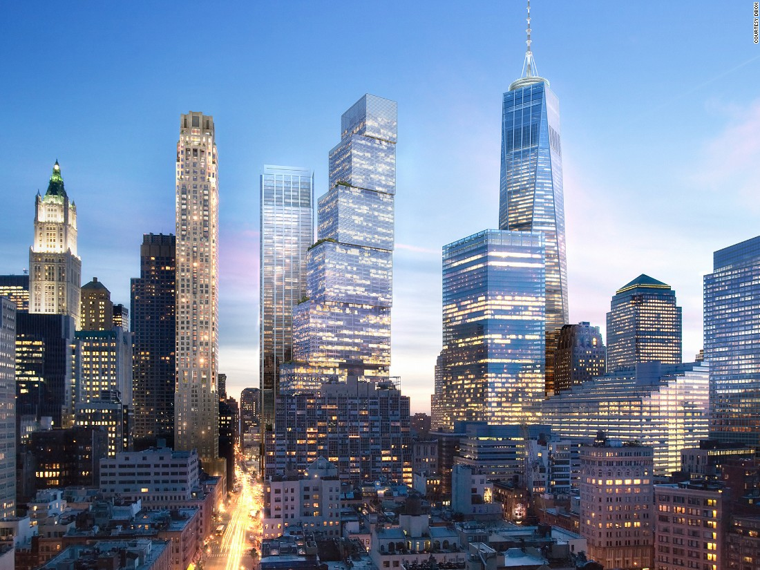 New World Trade Center tower will honor the old and the new