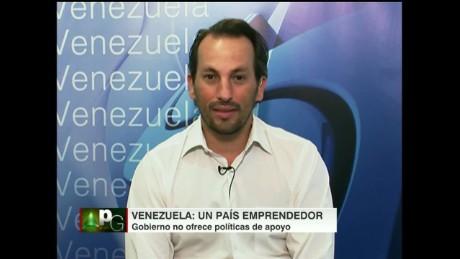 cnnee pg itvw venezuela entrepreneurs carlos brandt_00011805