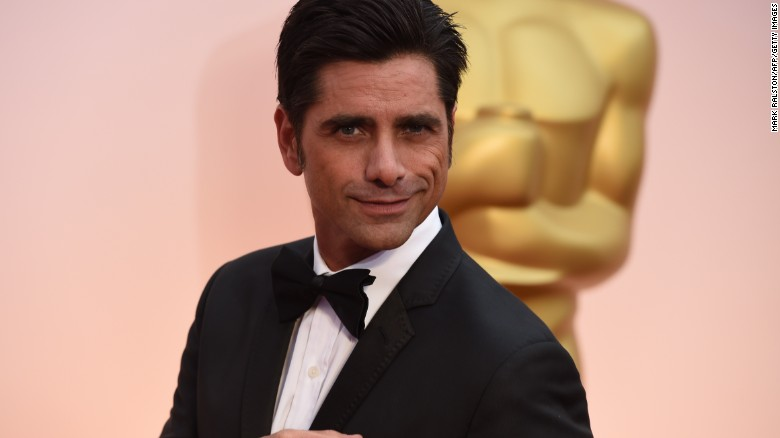 Actor John Stamos of 'Full House' fame cited for DUI in Beverly Hills