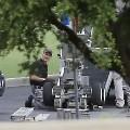 11 dallas shooting - robot