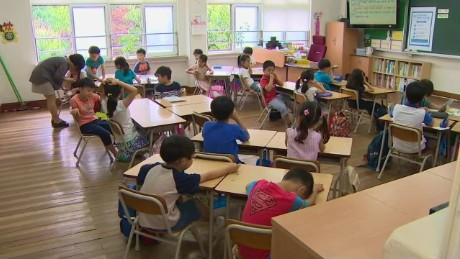 s korean schools reopen mers outbreak novak lklv_00000225