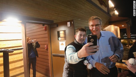 Jeb Bush in Iowa, March 07, 2015