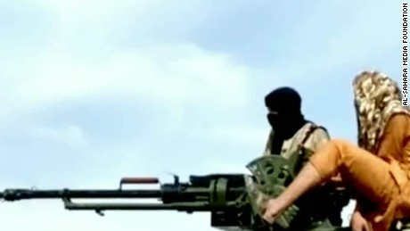 U.S. airstrike targets key terrorist in Libya