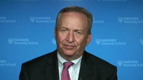Larry Summers: TPP crucial to U.S. role in Asia