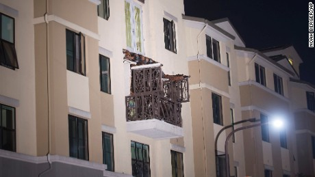 Berkeley Balcony Collapse Kills 6 Cnn Com