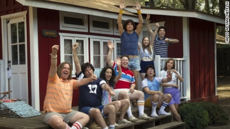 """Wet Hot American Summer: First Day of Camp"""