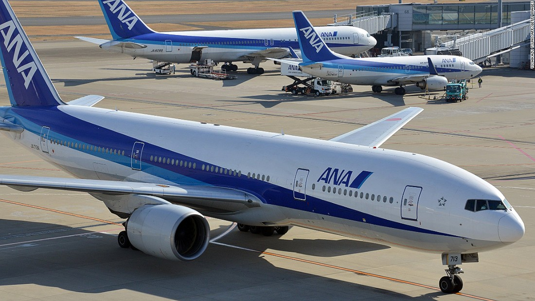 Skytrax named the rest of its top 10 in alphabetical order. Japan's ANA remains a fixture in the top 10. In 2014 it held sixth place. A year earlier it was fourth.