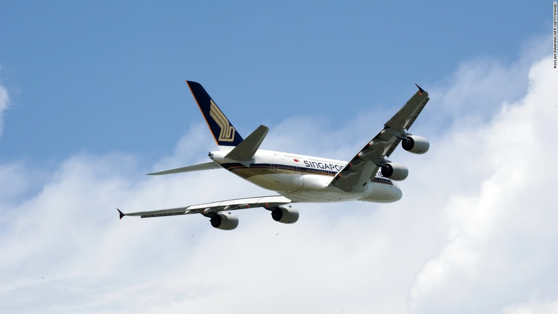 It's held the number three position for the past two years, and once again Singapore Airlines makes the top 10 but misses out on the crowning glory.