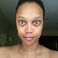 tyra banks no makeup