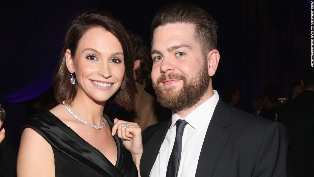 "Actress Lisa Osbourne and husband Jack Osbourne are now the parents of daughter No. 2, Andy Rose, born June 13. Big sister Pearl, 3, gave fans a giggle <a href=""https://instagram.com/p/31iPDIQbBF/?taken-by=mrslisao"" target=""_blank"">posing on Instagram with a doll in her shirt to mimic her mom. </a>"