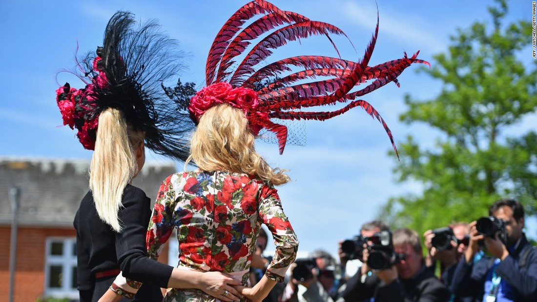 what to wear at ascot