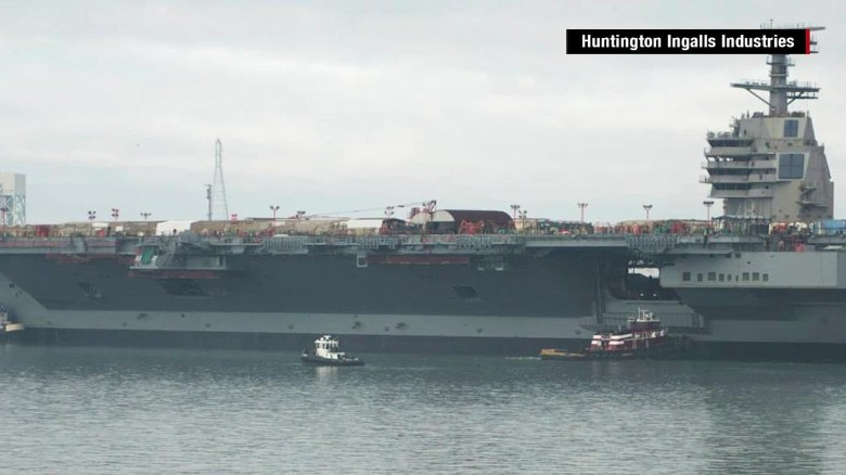 u s navy 39 s new 13b aircraft carrier can 39 t fight. Cars Review. Best American Auto & Cars Review