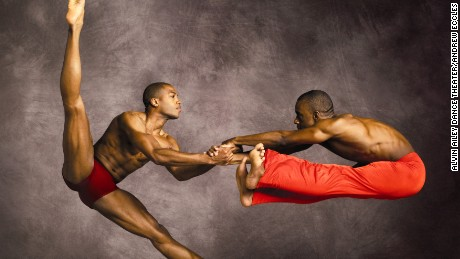 Alvin Ailey dancers Antonio and Douthit-Boyd are retiring to give back to the next generation of dancers.