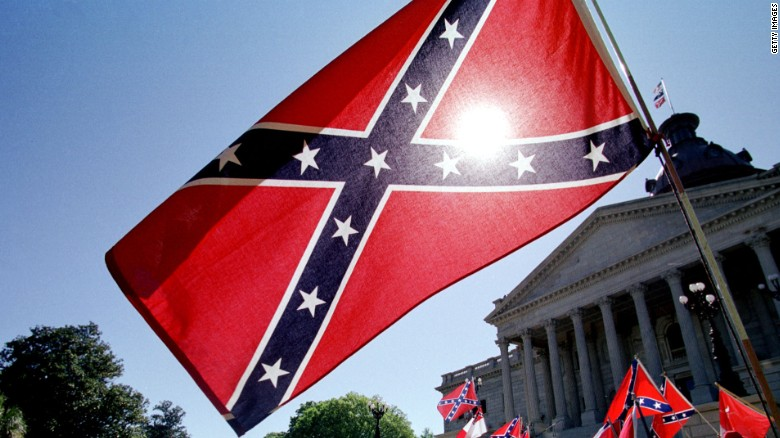 Businesses and the Confederate flag