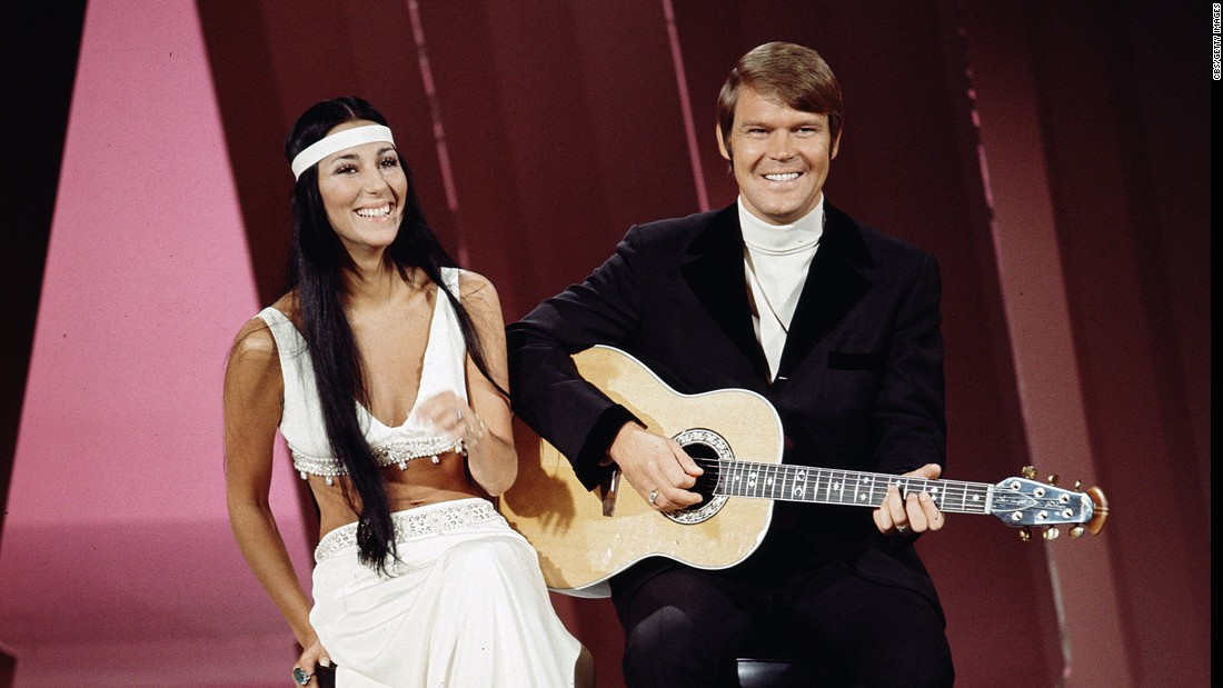 The Unforgettable Glen Campbell Cnn Com