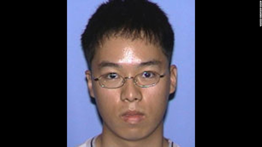 Seung-Hui Cho was responsible for the 2007 massacre at Virginia Tech, which left 32 people dead.