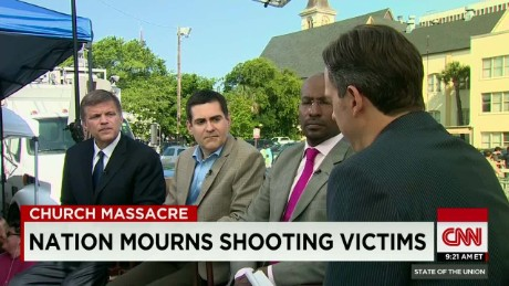 SOTU Tapper: Victims' families forgive shooter_00001516