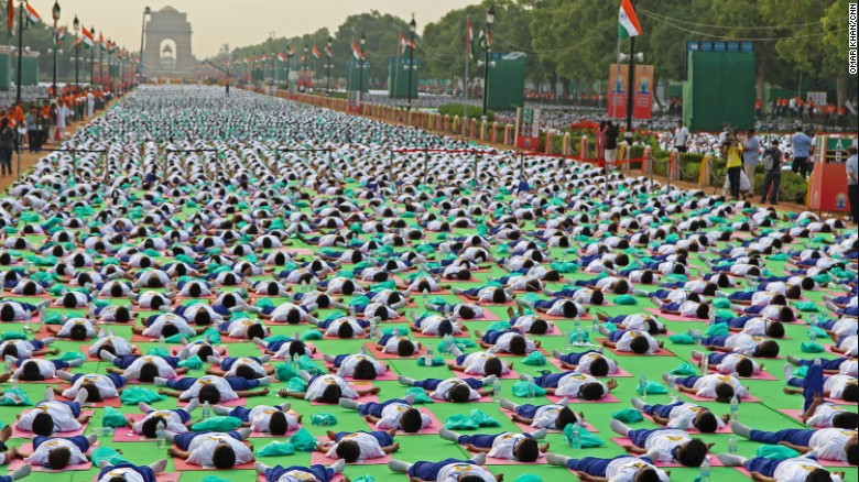 Yoga Day 21 June Pictures for free download