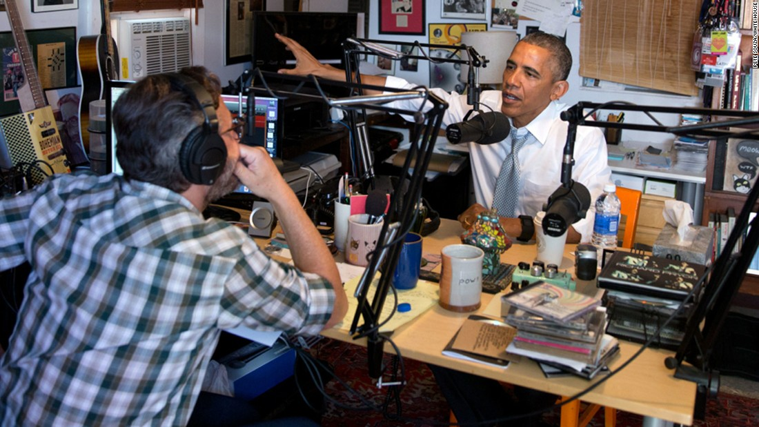 "During an interview released on June 22, Obama<a href=""http://www.cnn.com/2015/06/22/politics/barack-obama-n-word-race-relations-marc-maron-interview/""> dropped the N-word</a>. Obama used the  word during an interview for the podcast ""WTF with Marc Maron"" to make the point that racism is still a problem in our society."