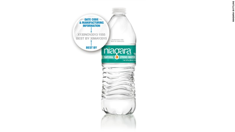 14 brands of bottled water recalled due to possible E. coli
