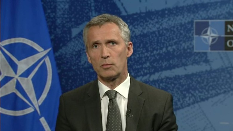 NATO to triple size of reaction force
