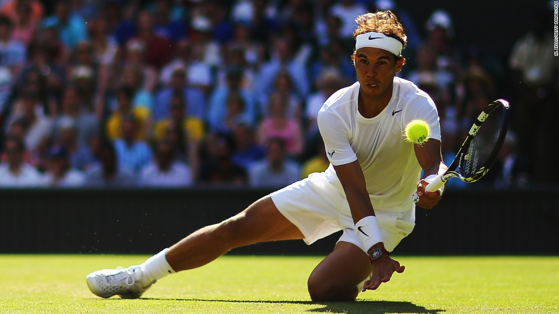Wimbledon 2015: Rafael Nadal says grass is healthier; stats say he's ...