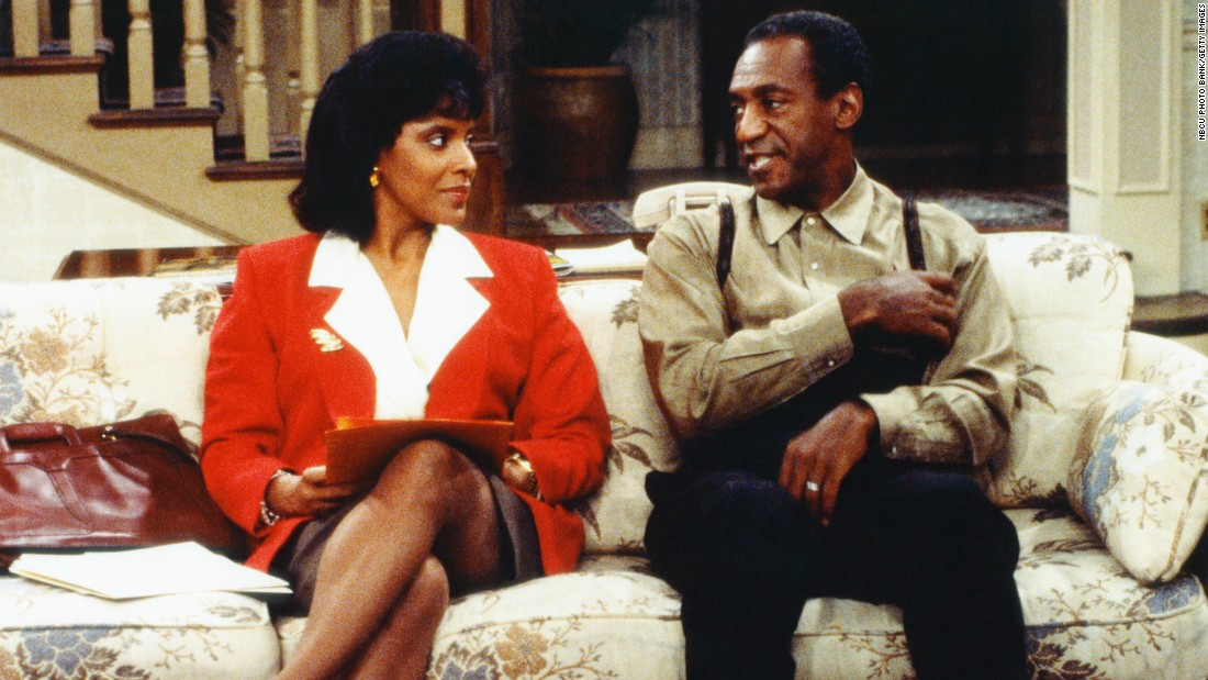 "When you think of successful TV marriages, you have to put Cliff and Claire Huxtable at or near the top of the list. Bill Cosby and Phylicia Rashad kept their characters' romance alive and the ratings high for eight seasons of ""The Cosby Show."""