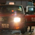 hong kong local taxi