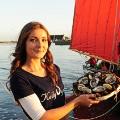euro food festival- galaway oyster
