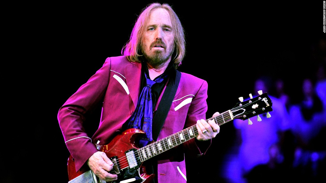"""Tom Petty, 64, has been a mainstay of rock 'n' roll since the late '70s. But he'd never had a No. 1 album until last year's """"Hypnotic Eye."""" Yes, even """"Damn the Torpedoes"""" only peaked at No. 2."""