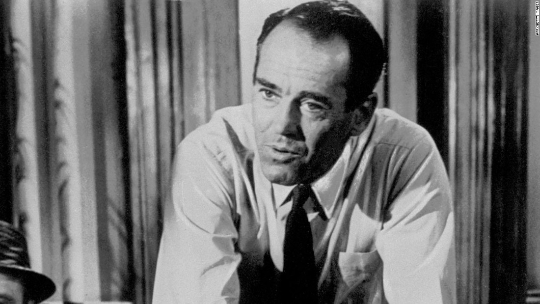 """Despite an early glimmer of promise with a 1940 Oscar nomination for """"The Grapes of Wrath,"""" Henry Fonda wouldn't win the award until 1981 with his final film, """"On Golden Pond."""" He received an honorary lifetime award the year before."""