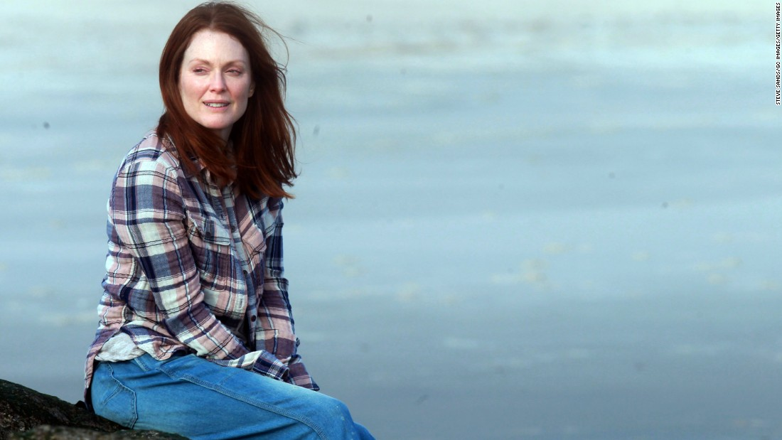 """Julianne Moore had been nominated for an Academy Award three times before winning in 2015 for """"Still Alice."""""""