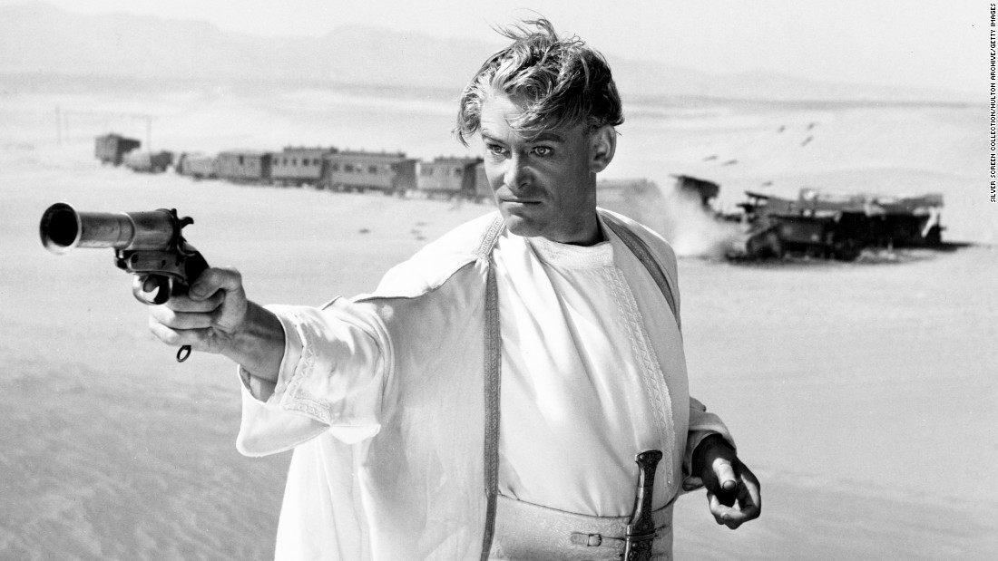 """Peter O'Toole was nominated for eight Academy Awards, starting with his leading role in """"Lawrence of Arabia"""" in 1962. He won a handful of Golden Globes and an Emmy, but the ultimate prize eluded him, despite receiving a lifetime achievement award in 2003."""