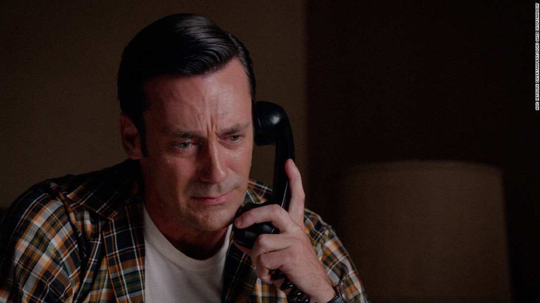 """Despite his turn as the focal point of the critically acclaimed series """"Mad Men,"""" which ended its run this year, Jon Hamm has not won an Emmy for the role, though he was nominated every year. There's still a chance the streak could end. Emmy nominations for this year come out July 16."""