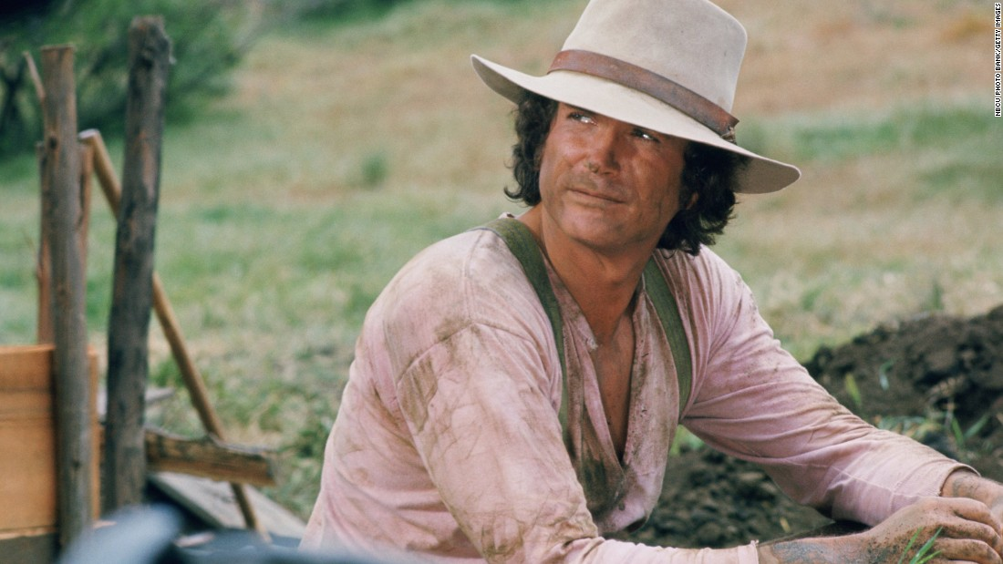 """Despite successful stints in television staples """"Bonanza"""" and """"Little House on the Prairie,"""" Michael Landon never took home much hardware. He got one Golden Globe nomination for best actor in a television drama."""