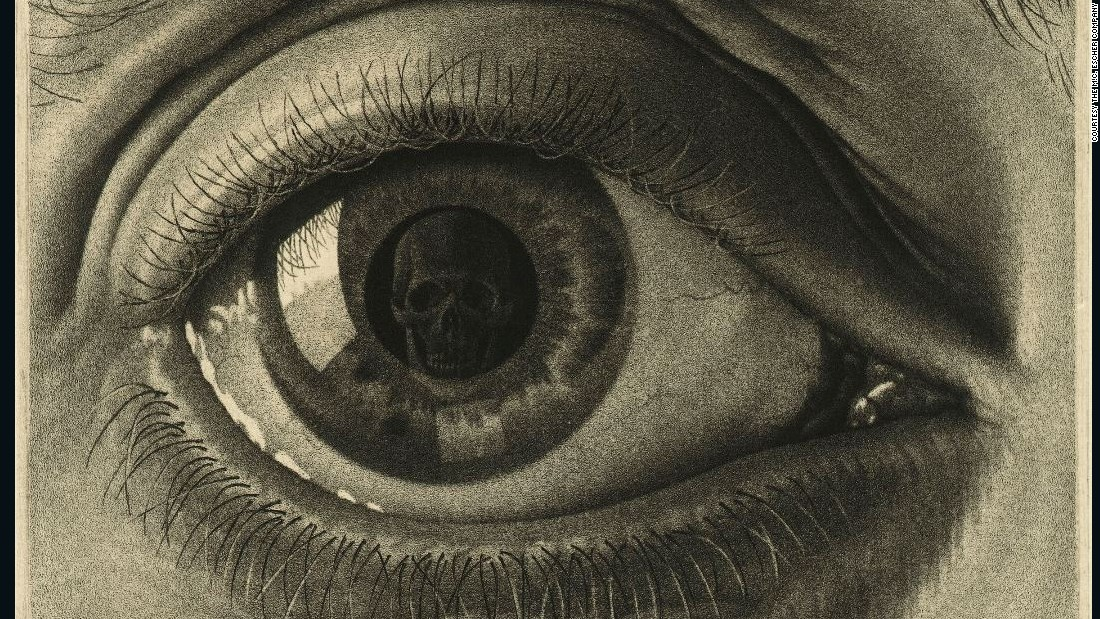 inside the mind of m c escher a math genius who invented